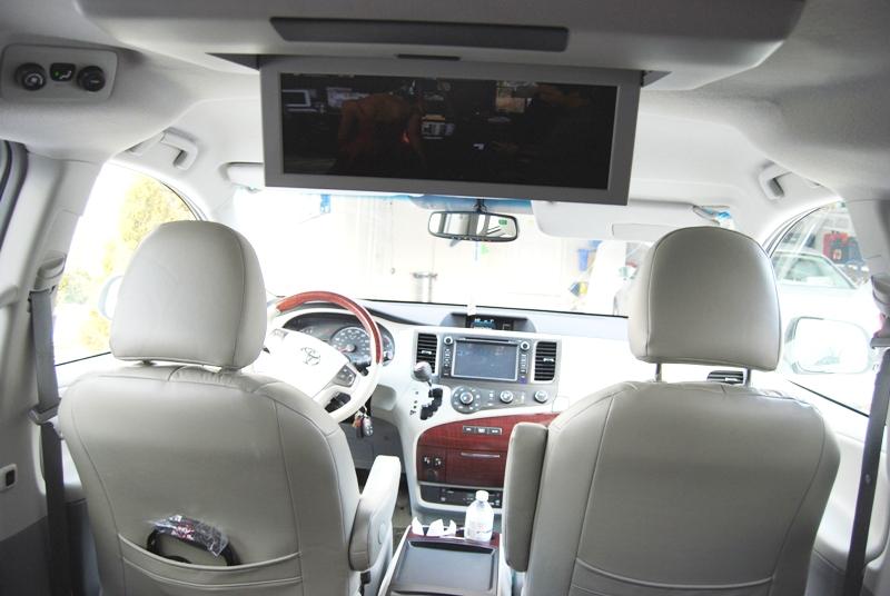 Wiring Diagram For Factory Overhead Dvd System 2011 Sienna Limited Toyota Sienna Forum Siennachat Com