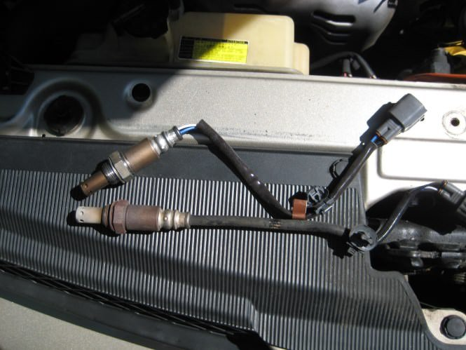 P2241 Bank2 Sensor1 Oxygen Sensor Replacement | Toyota