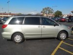 Scotophor's 2009 Toyota Sienna LE 7-passenger 2WD